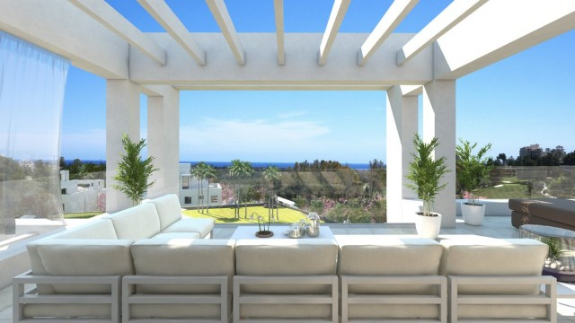 New Penthouse for Sale in Atalaya, Estepona
