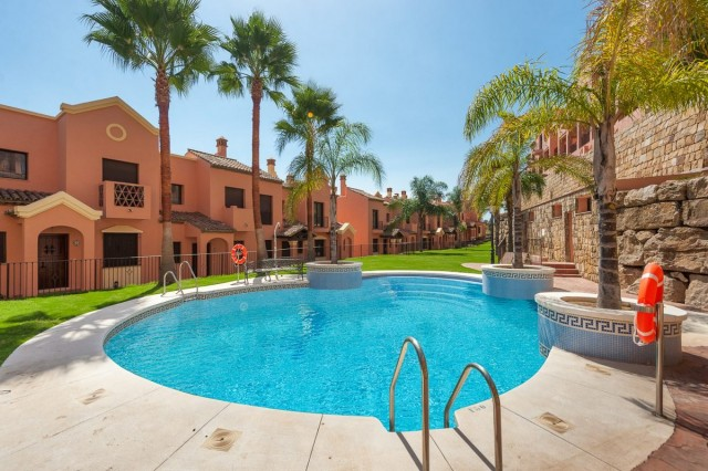 Spacious Townhouse for Sale in Estepona, Costa del Sol