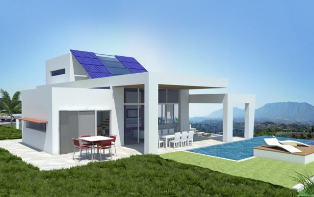 New Villa for Sale in La Cala de Mijas, Mijas Costa