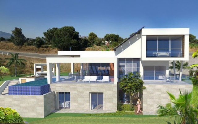 Eco Villa for Sale in La Cala de Mijas, Mijas Costa