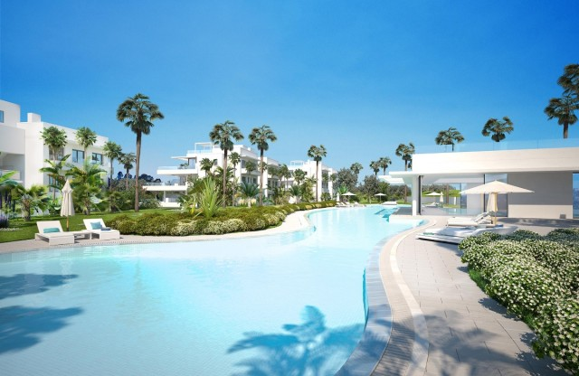 New Apartment for Sale in Atalaya, Estepona