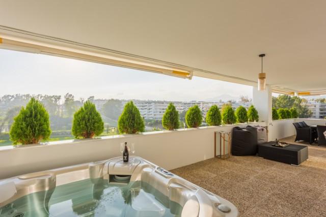 Exceptional Apartment for Sale in Guadalmina Alta, Marbella