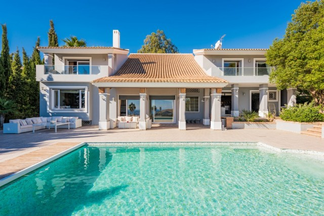 Attractive Villa for Sale in Manilva, Costa del Sol