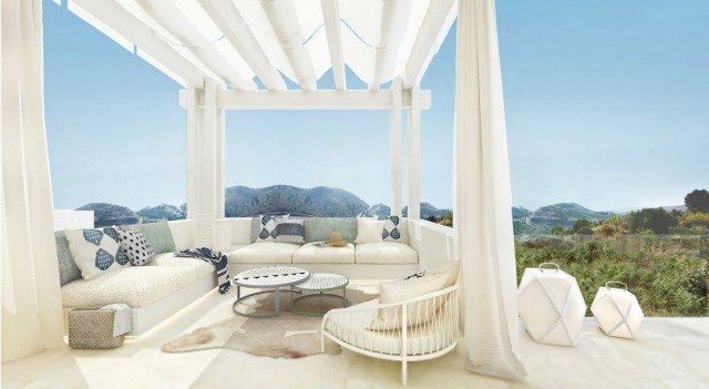 Luxury Penthouse for Sale in Benahavis, Costa del Sol