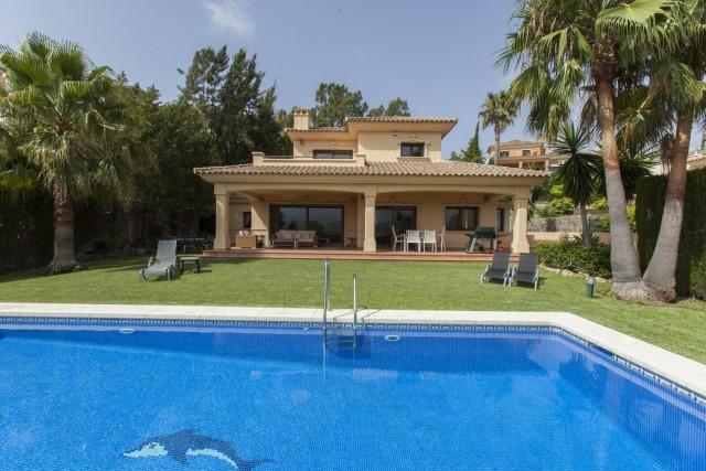 Quality Villa for Sale in Nueva Andalucia, Marbella