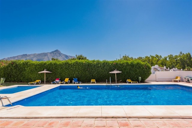 Stylish Townhouse for Sale in Nueva Andalucia, Marbella