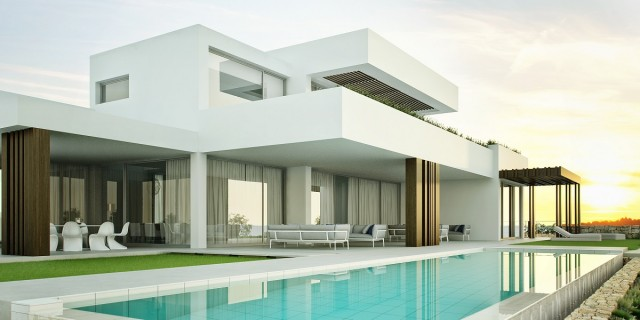 Off-Plan Villa for Sale in Sotogrande, San Roque