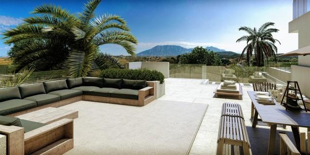 New Penthouse for Sale in La Cala de Mijas, Mijas Costa