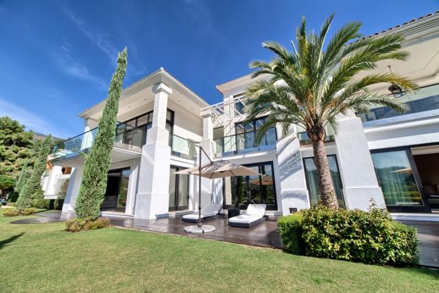 Quality Villa for Sale in la Zagaleta, Benahavis