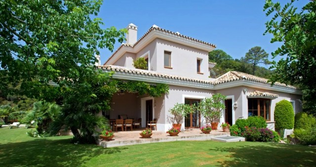 Beautiful Villa for Sale in La Zagaleta, Benahavis