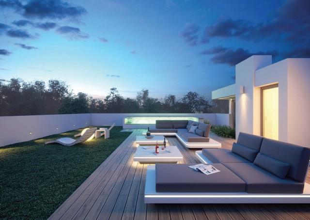 Contemporary Villa for Sale in Nueva Andalucia, Marbella
