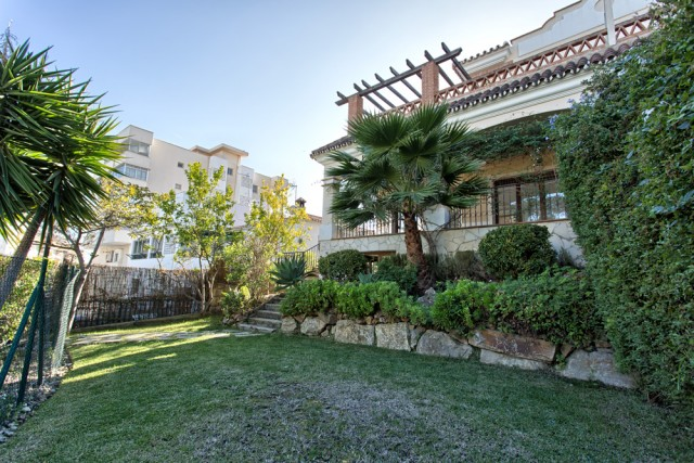 Spacious Townhouse for Sale in Marbella, Costa del Sol