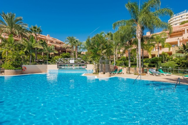 Duplex Penthouse for Sale in Rio Real, Marbella East