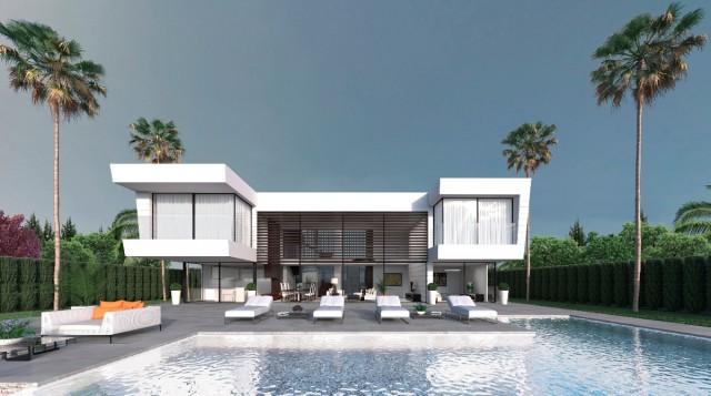 Luxury Villa for Sale in La Alqueria, Benahavis