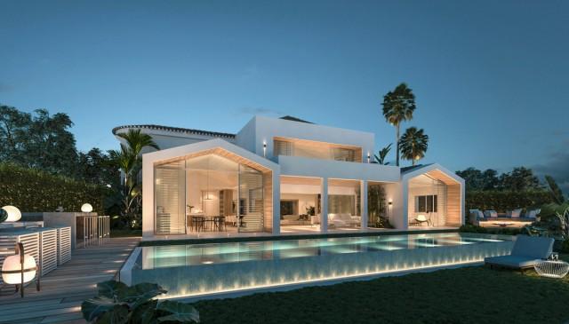 Stunning Villa for Sale in Benahavis, Costa del Sol