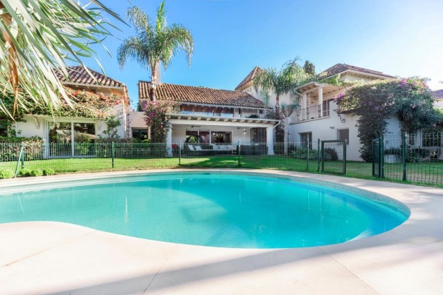 Fabulous Villa for Sale in Marbella East, Costa del Sol