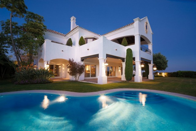 High Quality Villa for Sale in Benahavis, Costa del Sol