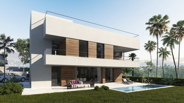 Unique Villa for Sale in New Golden Mile, Estepona