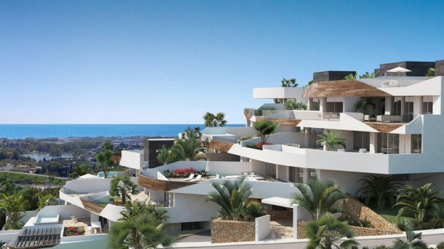Modern Apartment for Sale in Benahavis, Costa del Sol