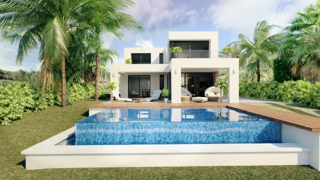 Brand New Villa for Sale in Mijas, Costa del Sol
