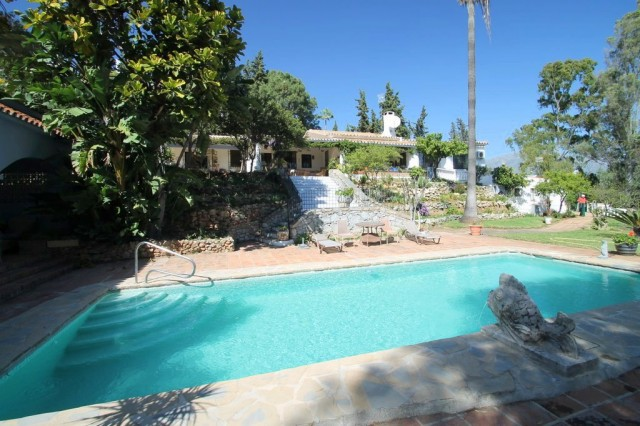 Character Villa for Sale in Benahavis, Costa del Sol
