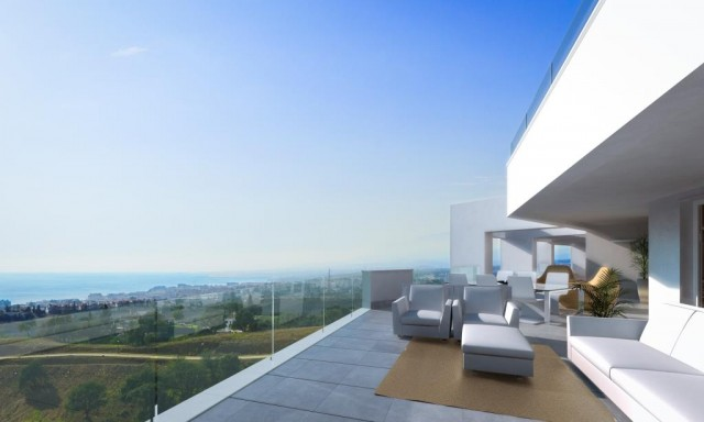 New Penthouse for Sale in Marbella East, Costa del Sol