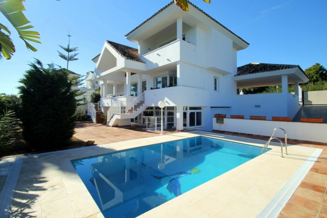 Quality Villa for Sale in La Quinta, Benahavis