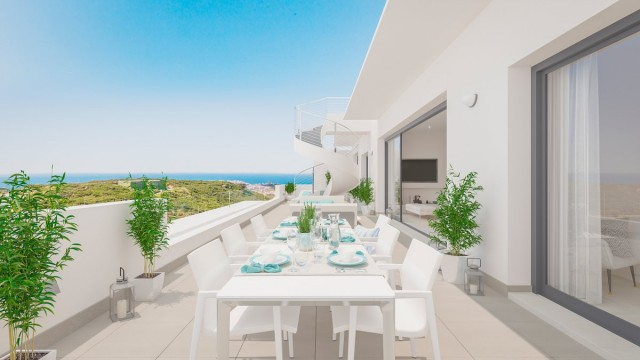 Luxury Penthouse for Sale in Casares, Costa del Sol