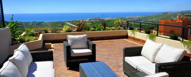 High Quality Apartment for Sale in Casares, Costa del Sol