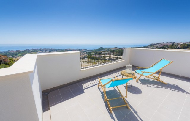 Exclusive Townhouse for Sale in Benalmadena, Costa del Sol