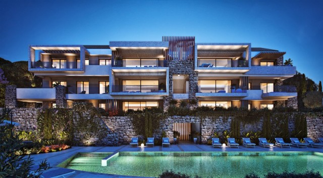 New Modern Apartment in La Quinta Golf, Marbella