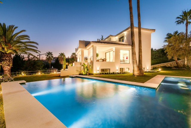 Reformed Villa for Sale in Nueva Andalucia, Marbella