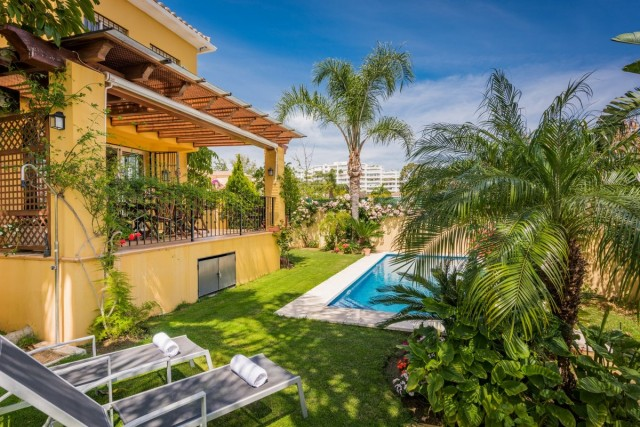 Quality Villa for Sale in Guadalmina Alta, Marbella