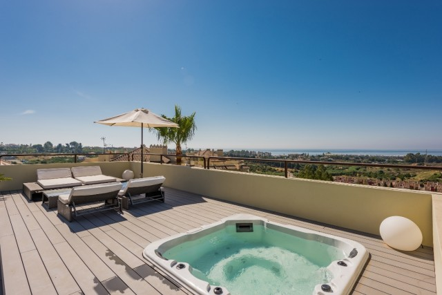 Bespoke Duplex for Sale in New Golden Mile, Estepona