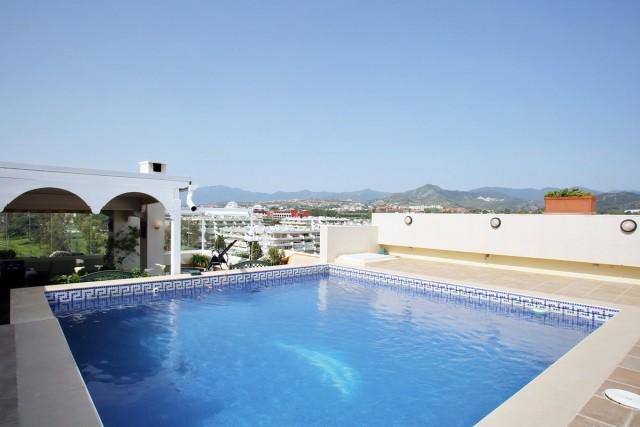 Penthouse En vente à Guadalmina Alta