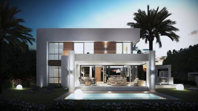 Brand New Villa for Sale in New Golden Mile, Estepona