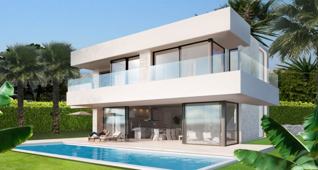 Beachside Villa for Sale in Estepona, Costa del Sol