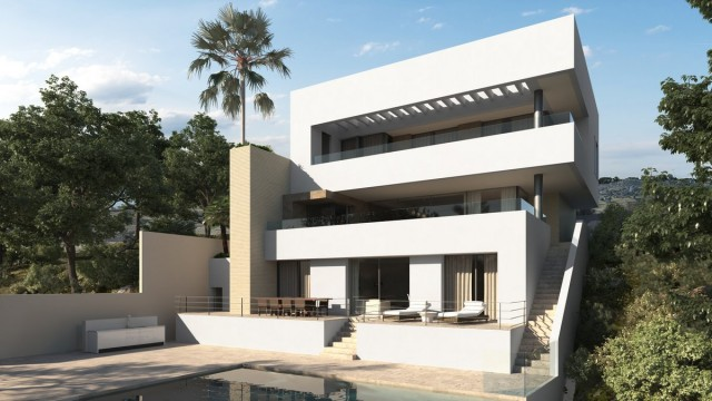 Brand New Villa for Sale in Los Arqueros, Benahavis