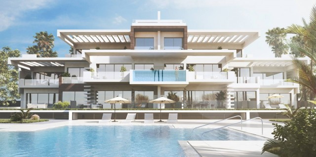 Luxury Apartment for Sale in Golden Mile, Marbella