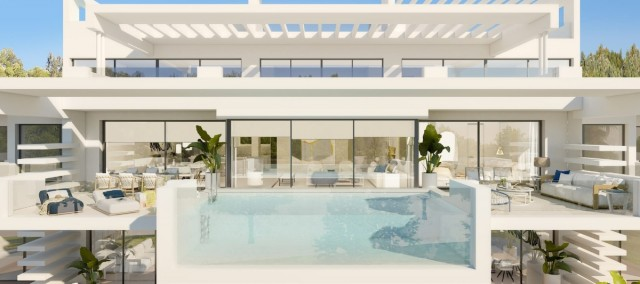 Luxury Penthouse for Sale in Golden Mile, Marbella