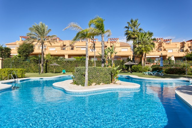 Stylish Townhouse for Sale in Estepona, Costa del Sol