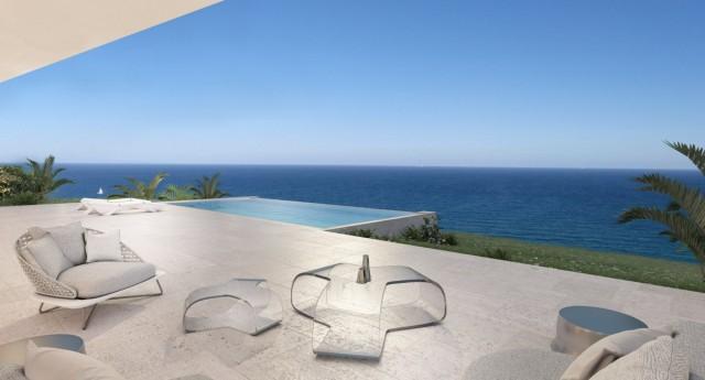 Contemporary Villa for Sale in Manilva, Costa del Sol