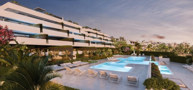 Fabulous Apartment for Sale in New Golden Mile, Estepona