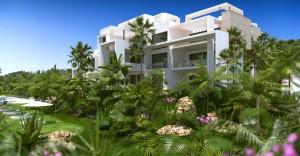 Garden Apartment Sprzedaż Nieruchomości w Hiszpanii in Atalaya, Estepona, Málaga, Hiszpania