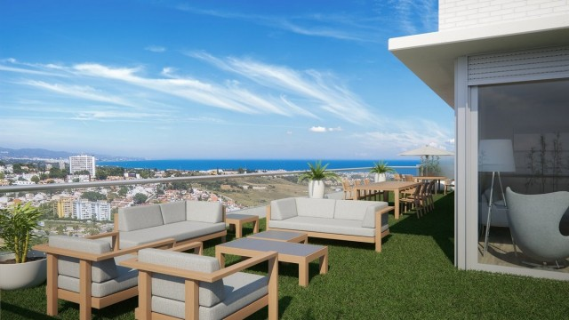 Brand New Penthouse for Sale in Nueva Andalucia, Marbella
