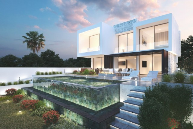 New Villa for Sale in Buenavista, Mijas