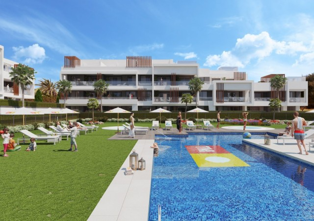 New Townhouse for Sale in New Golden Mile, Estepona