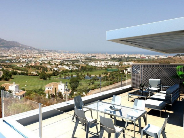 High Quality Penthouse for Sale in El Cerrado del Aguila, Mijas Costa