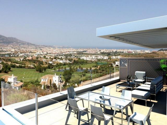 High Quality Penthouse for Sale in El Cerrado del Aguila, Mijas Costa