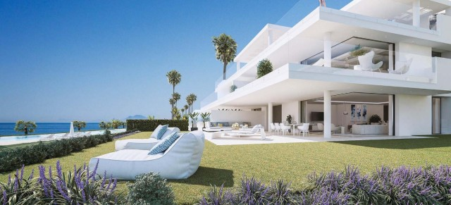 Brand New Apartment for Sale in New Golden Mile, Estepona